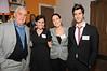 Bob Beauchamp, Kristin Magnani, Jill Shapiro, Adam Patrizia<br /> photo by Rob Rich © 2009 robwayne1@aol.com 516-676-3939
