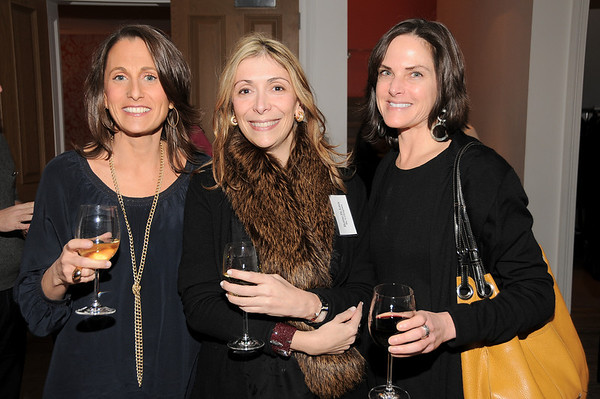 Karen Uzel, Denise De Luca, Jill Rudnick<br /> photo by Rob Rich © 2009 robwayne1@aol.com 516-676-3939