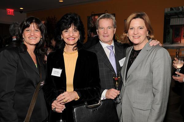 Karen Goldberg, Elaine Pappas, Steve Nobel, Laurie Burns<br /> photo by Rob Rich © 2009 robwayne1@aol.com 516-676-3939