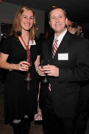 Jessica Dixon, Michael Oulette<br /> photo by Rob Rich © 2009 robwayne1@aol.com 516-676-3939