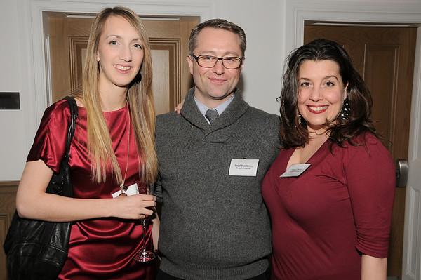 Jessica De Martine, Todd Henderson, Abagail Doyle<br /> photo by Rob Rich © 2009 robwayne1@aol.com 516-676-3939