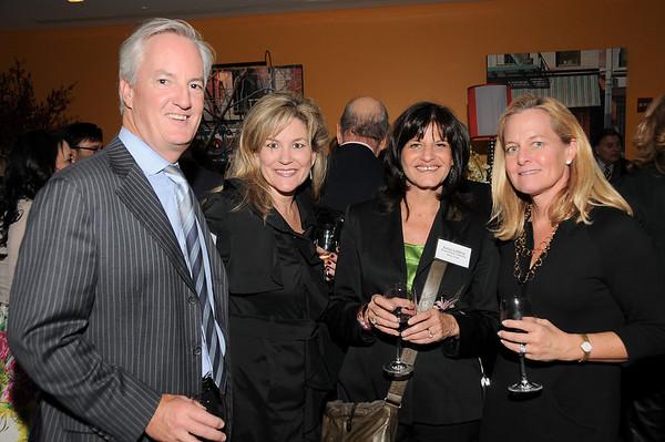 Ed Kelly, Dianna Balabon, Karen Goldberg, Janet Kelly<br /> photo by Rob Rich © 2009 robwayne1@aol.com 516-676-3939