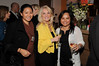 Viraya Myint, Marianna Morrello, Celia de Dios<br /> photo by Rob Rich © 2009 robwayne1@aol.com 516-676-3939