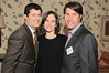 Darius Nemati, Jill Rudnick, Lawrence Kaplan<br /> photo by Rob Rich © 2009 robwayne1@aol.com 516-676-3939