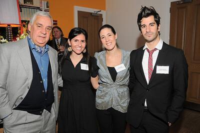 Bob Beauchamp, Kristin Magnani, Jill Shapiro, Adam Patrizia photo by Rob Rich © 2009 robwayne1@aol.com 516-676-3939