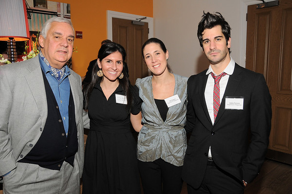Bob Beauchamp, Kristin Magnani, Jill Shapiro, Adam Patrizia<br /> photo by Rob Rich © 2009 robwayne1@aol.com 516-676-3939