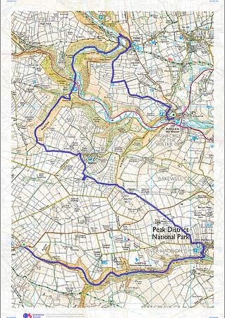 Derbyshire Peak District - day 1