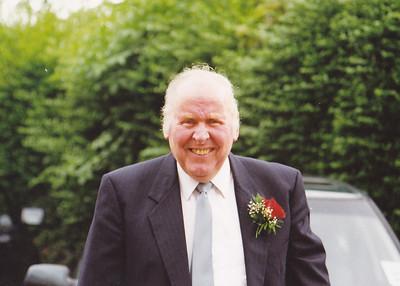 Derek John Macdonald : 14th July 1937 to 22nd September 2016