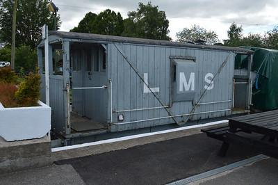295516 20t LMS Brake Van   25/06/17
