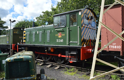 0-6-0DM Class 04_D2245   25/06/17