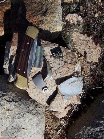 Desert Wrecks