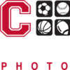 C Varsity Photo - Sports Photography - Logo White