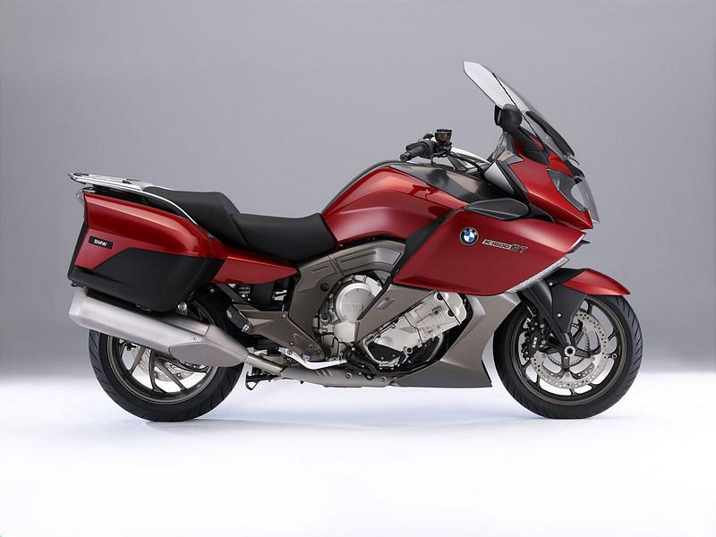2011 BMW K1600GT Images