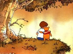 pooh & friend