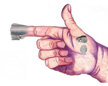 38 hand