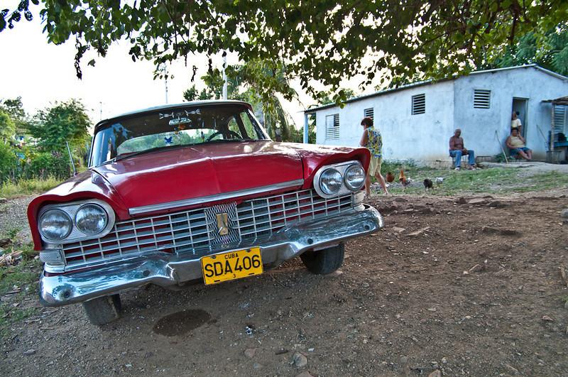 Falk photos, Cuba