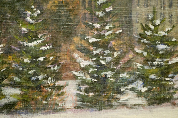 """Details, """"Passing Squall"""", 2001, John Suplee '69"""