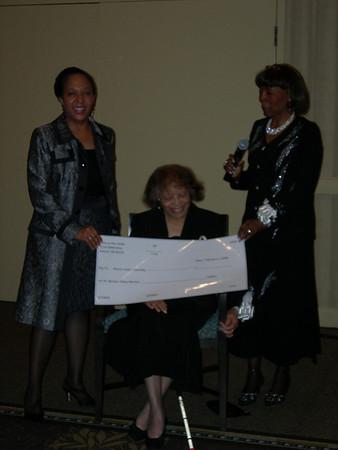 Detroit Black Nurses Association, Inc. -  Supporting the Dr. Bernice Morton Room and Scholarship