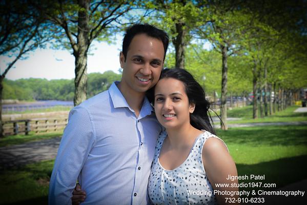 Dhenu & Kishan (Pre-Shoot) 05.12.2013