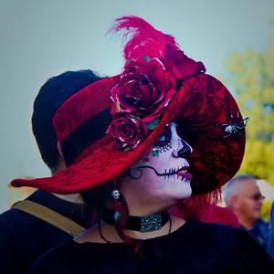 Dia de Los Muertos 2011 -- Hollywood Forever Cemetery