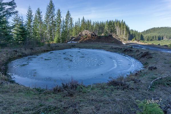 Diamond mill/ Blue lake