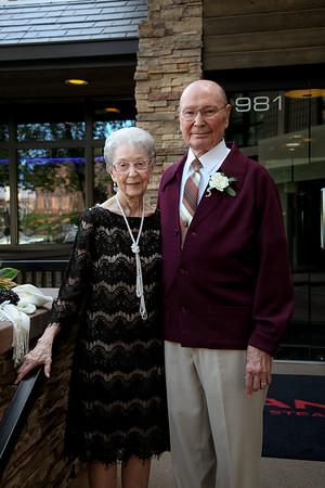 Diane & Glen {70 Year Anniversary}