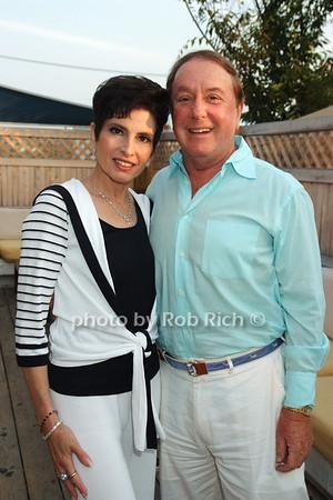 Arlene Lazare, Alan Lazare photo by Rob Rich © 2008 516-676-3939 robwayne1@aol.com