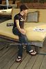 Justin Dube'<br /> photo by Rob Rich © 2008 516-676-3939 robwayne1@aol.com
