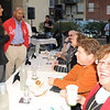 "Local ""celebrity"" judges food writer Michael Klein, Publisher Laura Burkhardt, Cheese Steak king Tony Luke, Meryl Levitz, GPTMC executive director, Eric Cortez, Uwishunu, Nicholas Hammer, Thrillist pick the best meat/cheese/bread combo from 10 chefs, including hotel favorite Guillermo Tellez, Square 1682, Brinn Sinnott, Noble, Peter Woolsey, Bistrot La Minette, Jason Goodenough, Happy Rooster, Mike Stollenwerk, Fish, David Boyle, Davio's, Denise Marron, the Grille at Morrison House, Paul Healey, Domaso, Massimo De Francesa, Nios.  $20 is all it took for the gathering foodies to enjoy as many cheese steaks as they wanted.  all of which goes to benefit Philadelphia Academies. Philadelphia Academies is a charity dedicated to expanding life and economic options for Philadelphia public school students through career-focused programming, preparing them for employment and post-secondary education.  Lisa Nutter and Mayor Michael Nutter greet the guests."