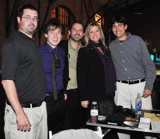 "Kevin Freney, Will Ball, Justin Covington, Donna  Coghlan & Jason Showers from Advanced Staging Productions. -  <a href=""http://www.AdvancedStaging.com"">http://www.AdvancedStaging.com</a>"