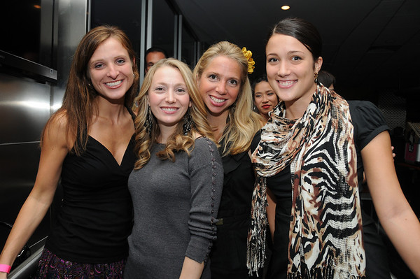 Jen Hoffman, Tina Elmer, Kim Meyer and Sarah Shaffer enjoyed the evening of food and spirits.  James Clelend from Max Brenner Philadelphia won the bartender competition at the Rittenhouse Row Fall Gathering (beating 18 other bars and restaurants in Rittenhouse Row). In honor of this win, they will be serving Drunken Punken Nog. Made with White chocolate ganache House, Organic Pumpkin Purée, Cruzan # 9 garnished with a cinnamon stick and nutmeg on the rimat at Max Brenner's until Halloween.