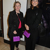 As I headed over to Morton's for the official after party, I ran into Kathleen Sweeney and Mary Jo Hitz.  This is their second year of Fashion Night Out at KOP,and tell me that this year was bigger and better.  They enjoyed the fashion shows, the violinist and especially all the new fashions at Michael Kors. See you next year ladies. By the time I got to Morton's I was too tired to take another picture, but not too tired to enjoy a dozen oysters and a porterhouse with a few friends. It was a fun time, and really got me excited for the upcoming Fashion Collection event as well as Philadelphia Fashion Week in October.