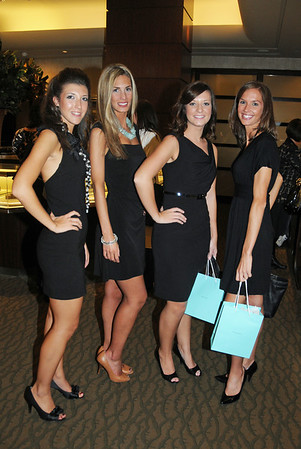 Adding to the beauty of the night Monica McCartney, Danielle Catalani, Irene E. Smith and Heather Clements