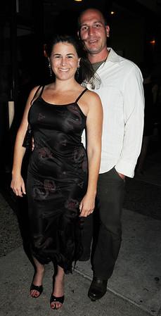 Tara Nurin and Gary Rosen