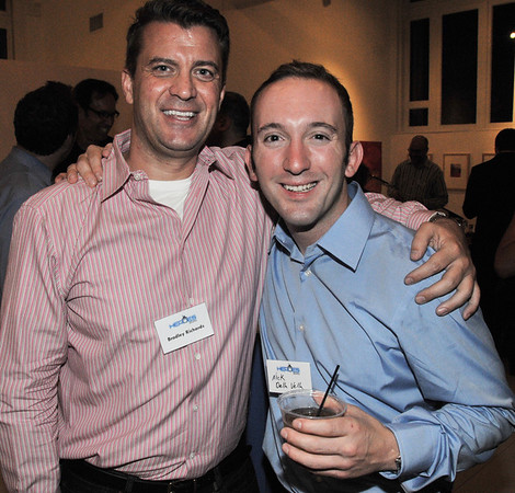 Bradley Richards, and Nick Della Vella