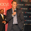 "America's Next Top Model Judge and world famous fashion photographer, Nigel Barker. Even the Mayor Nutter came out to introduce the popular judge, who was also here to promote his new book ""Beauty Equation: Revealing a Better and More Beautiful You"".  But first up he introduced the latest fall collections at Macy's."