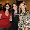 Meredith Trotter, Kiera Daly and Karen Coleman, Director of Tiffany's KOP
