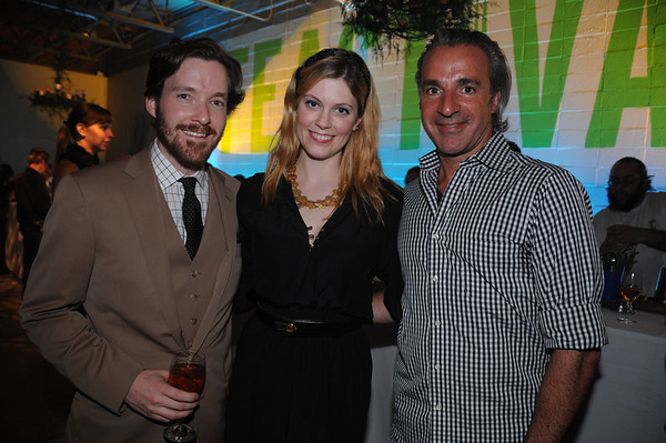 Scott Webster, Jessica Hawkes and Bruno Pouget, Noble restaurant. I just had dinner the other night at Noble.  Loved their octopus.  Scott has a new column in Phillymag.com in the Goods section.  It's about men's style, and I can't think of anyone better than Scott to write about style.