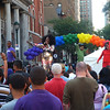 "Yesterday Philly Pride Presented OutFest, the group's annual October event, ""in the heart of the Gayborhood"". There were numerous vendors, carnival games, as well as several entertainment acts, including emcee Henri David, Steve Andrade, Miss Phily Gay Pride 2010 ""Alexis Carter"", Finesse Ross, Skyanna Blue, Ziggy Stardust & the Spiders from Mars. Plus the reality show ""Kendra"" was filming the event to be included in the show. No sign of Kendra, but I did see a Diana Ross"