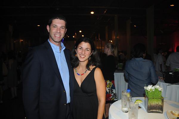 David and Muna Wurtzel had a great time.