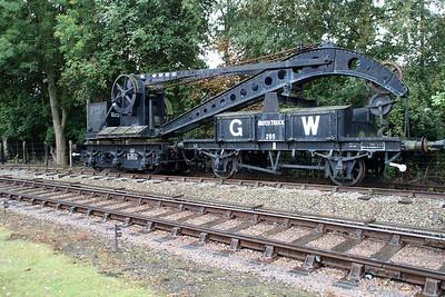 12t Crane ADW205 & Crane Runner No205.