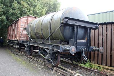 20t 4w Creosote Tank 43949.