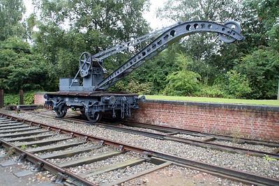3t GWR Crane No537.