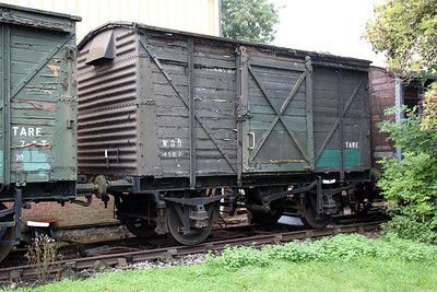 12t Vent Goods Van WGB 4167/M516673.
