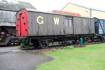 GWR Tool Van No1.