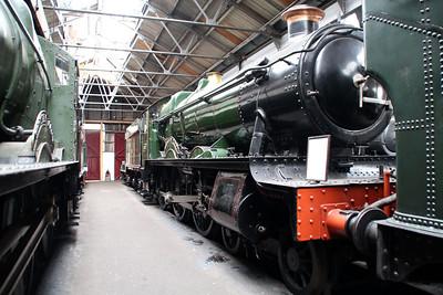 4-6-0 5900 'Hinderton Hall'