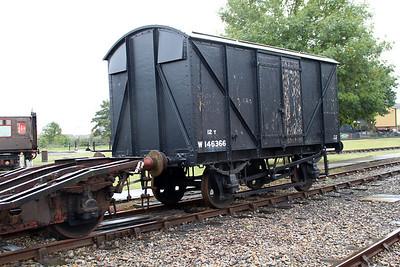 12t Vent Goods Van 146366.