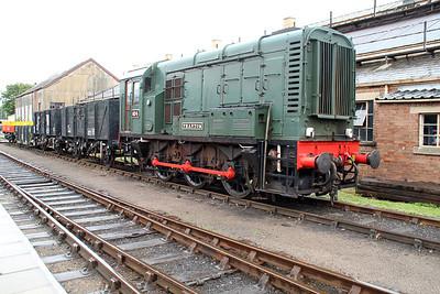 Class 08 (08604) 604 'Phantom