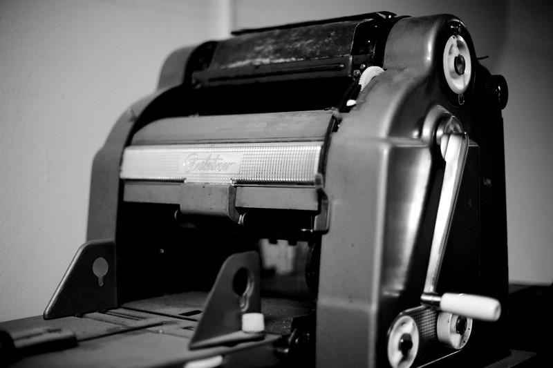 Copy machine?