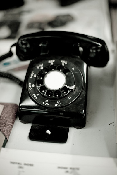 Old Skool Phone